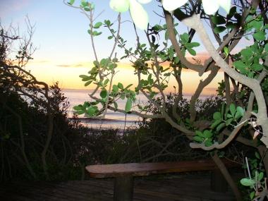 Beach Music, Jeffreys Bay, South Africa, Sunrise
