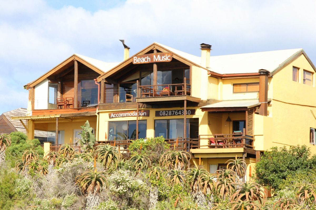 Beach Music, Beachfront Guesthouse, Jeffreys Bay, South Africa