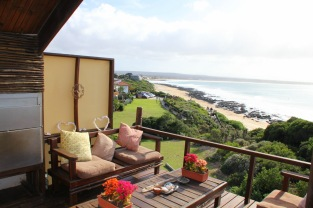 Beach Music, Beachfront Guesthouse, Self-catering, Jeffreys Bay, South Africa, Penthouse, bay view